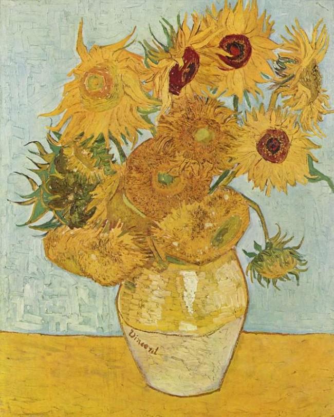 Artista adorava o amarelo (CRÉDITO: REPRODUÇÃO)