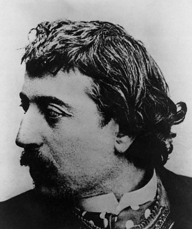 Paul Gauguin, amigo de van Gogh (CRÉDITO: REPRODUÇÃO)