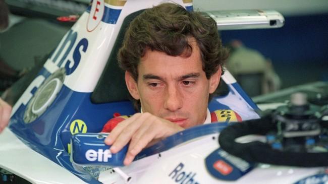 Piloto mostrou-se preocupado antes de correr no GP de San Marino (CRÉDITO: REPRODUÇÃO)