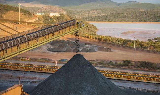 Mineradora na Amazônia (CRÉDITO: RICARDO TELES/PORTAL BRASIL)