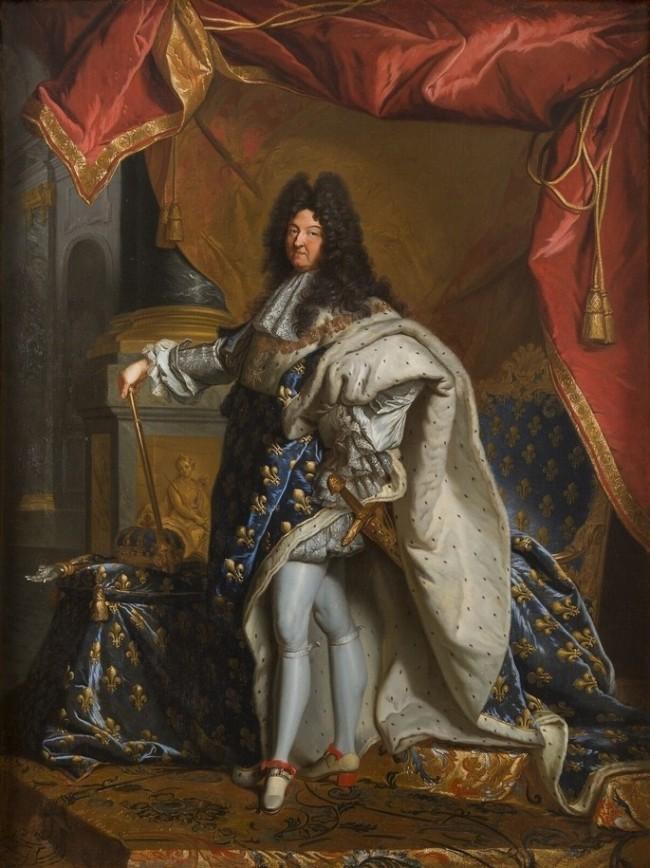 Luis XIX, o Rei Sol (CRÉDITO: REPRODUÇÃO)