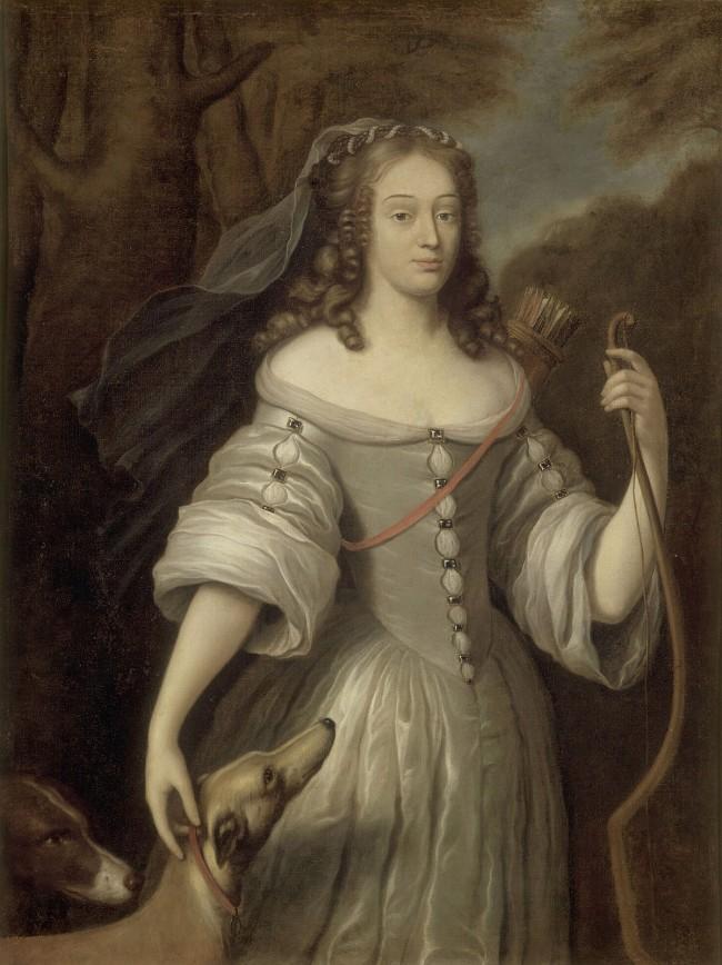 Luísa de La Vallière (CRÉDITO: REPRODUÇÃO)