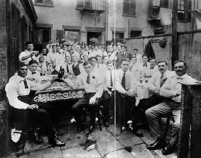 Máfia Camorra está presente nos Estados Unidos desde 1916 (CRÉDITO: REPRODUÇÃO)