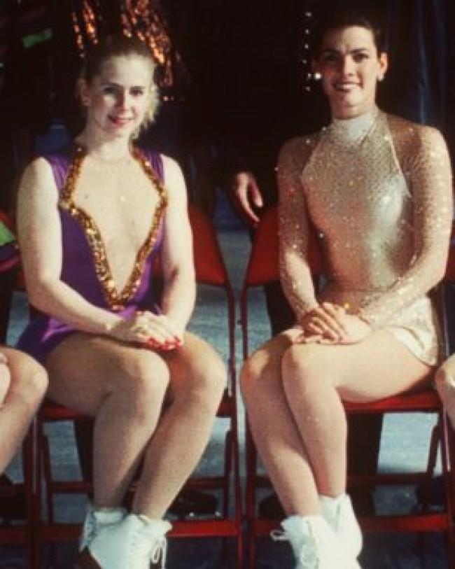 Tonya Harding e Nancy Kerrigan (CRÉDITO: REPRODUÇÃO)