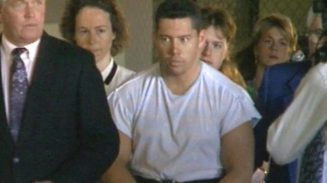 Shane Stant, o executor (CRÉDITO: REPRODUÇÃO)