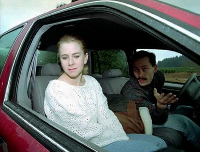 Tonya e o ex-marido Jeff (CRÉDITO: REPRODUÇÃO)