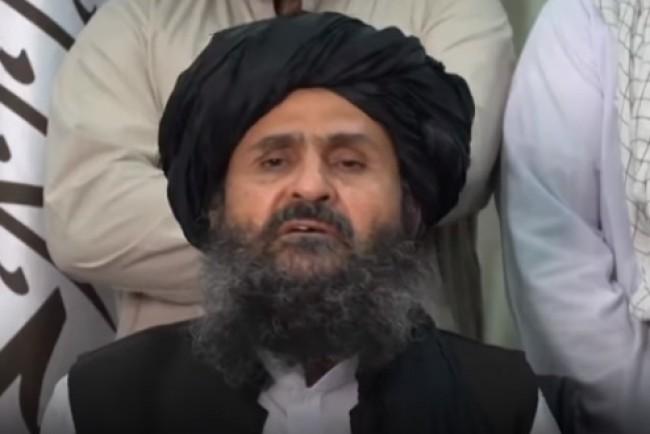 Mullah Abdul Ghani Baradar (CRÉDITO: REPRODUÇÃO)