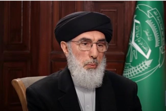Gulbuddin Hekmatyar (CRÉDITO: REPRODUÇÃO)