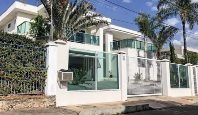 Casa de Jair Renan e da mãe em Brasília (CRÉDITO: REPRODUÇÃO)