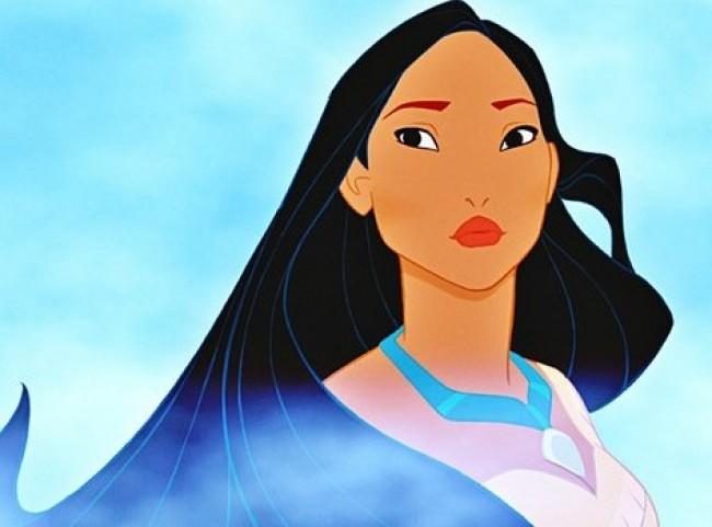 Pocahontas é um dos livros excluídos (CRÉDITO: REPRODUÇÃO)